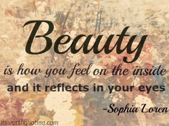 Beauty quote #5