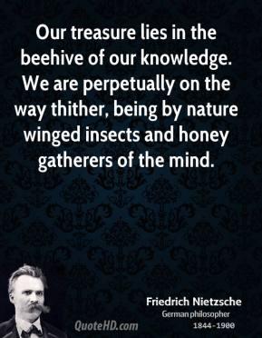 Beehive quote #1