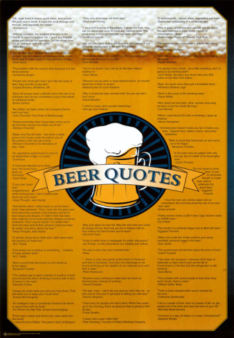 Beer quote #1