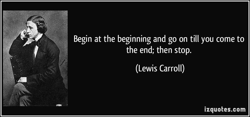 Begin quote #5