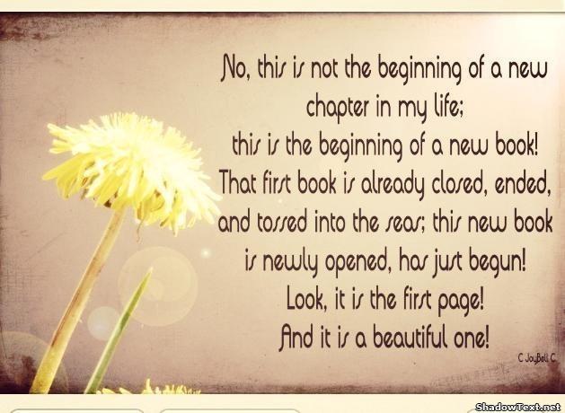 Beginning quote #1