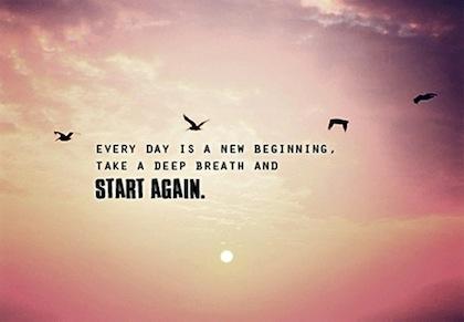 Beginnings quote #4