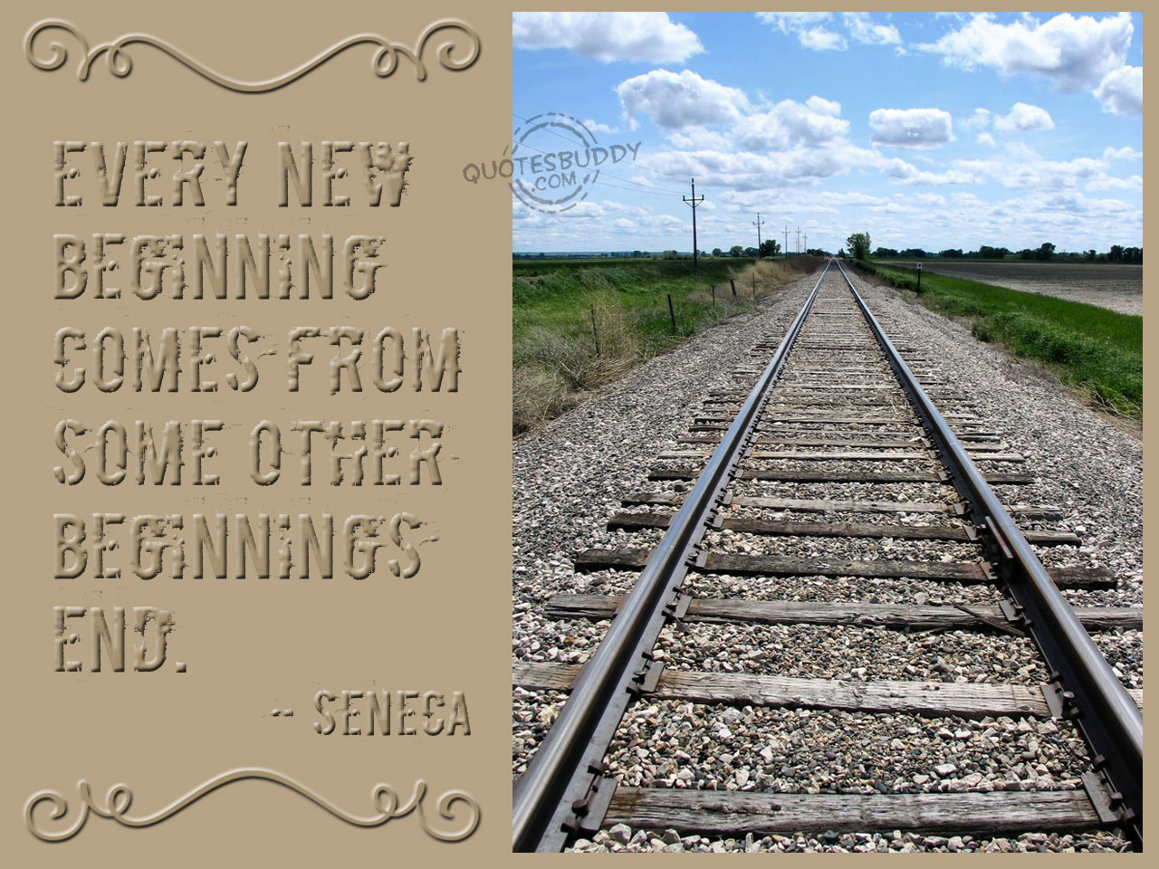 Beginnings quote #5