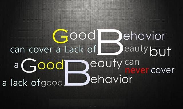 Behavior quote #1