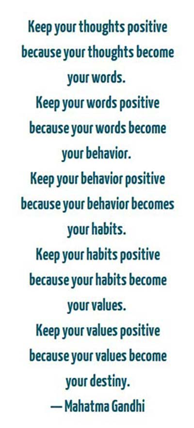 Behavior quote #4