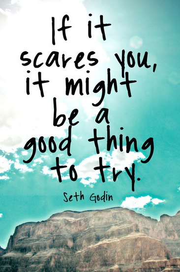 Being Scared quote #2