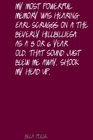 Bela Fleck's quote #2