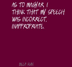 Bela Kun's quote #2