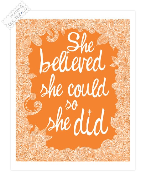 Believed quote #8