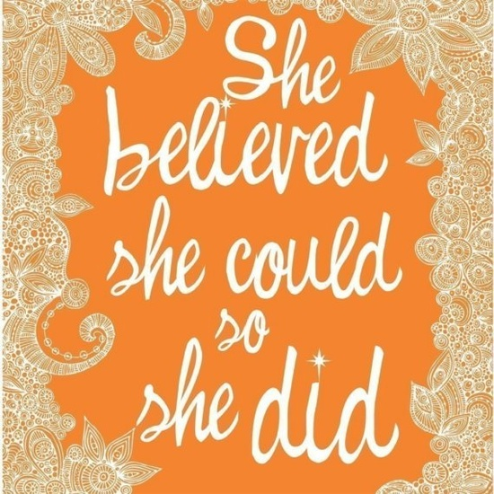 Believed quote #7