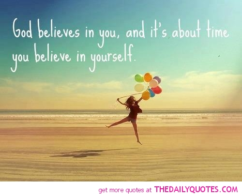 Believes quote #6