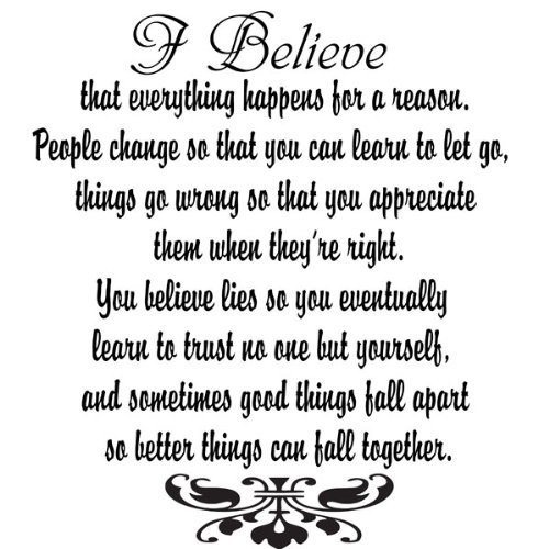 Believing quote #6