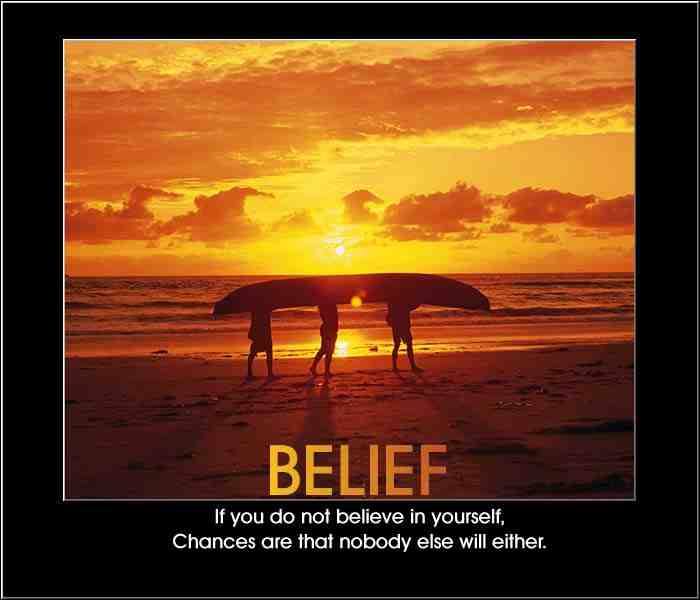Believing quote #7