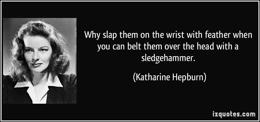 Belt quote #1
