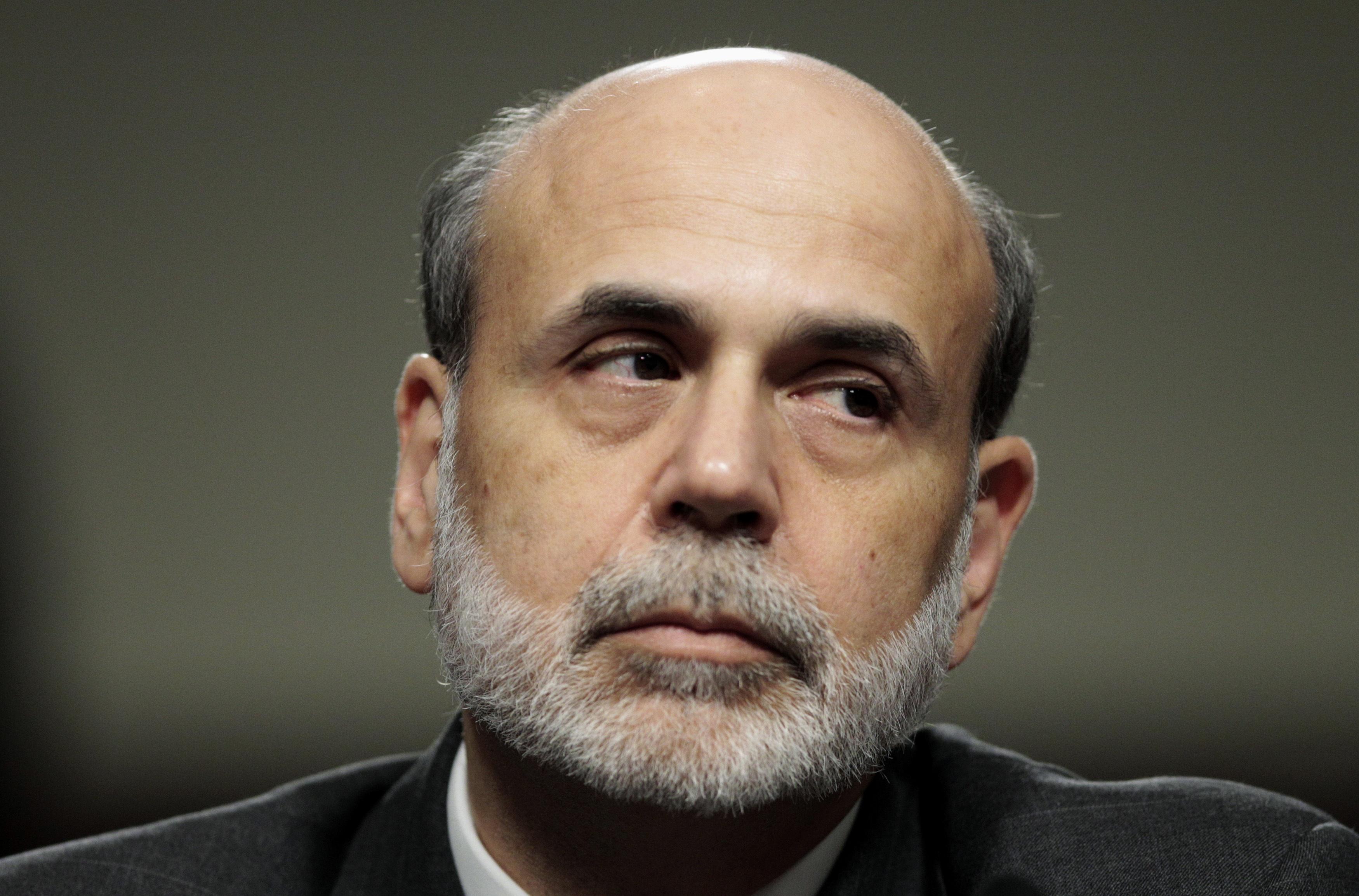 Ben Bernanke's quote #2