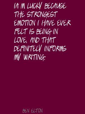 Ben Elton's quote #4