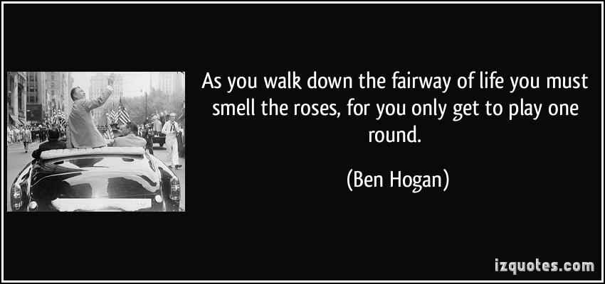 Ben Hogan's quote #7