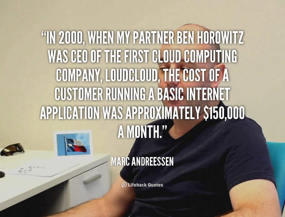 Ben Horowitz's quote #4