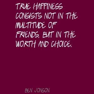 Ben Jonson's quote #1