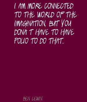 Ben Lewin's quote #4