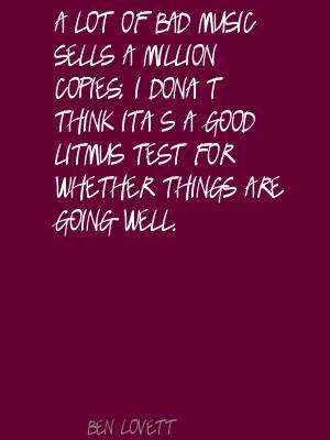 Ben Lovett's quote #6
