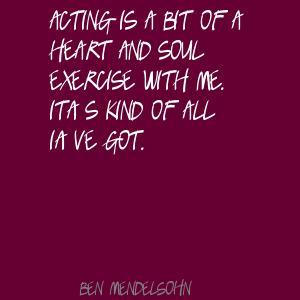 Ben Mendelsohn's quote #4