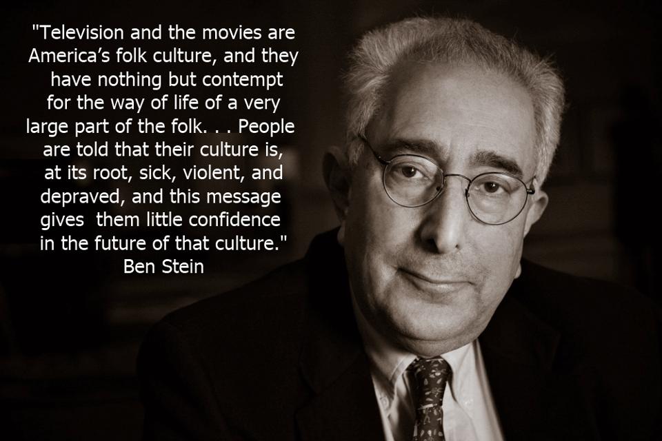 Ben Stein's quote #4