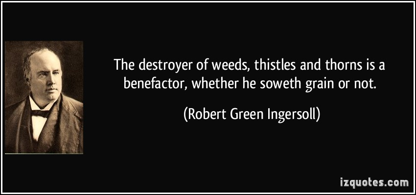 Benefactor quote #2