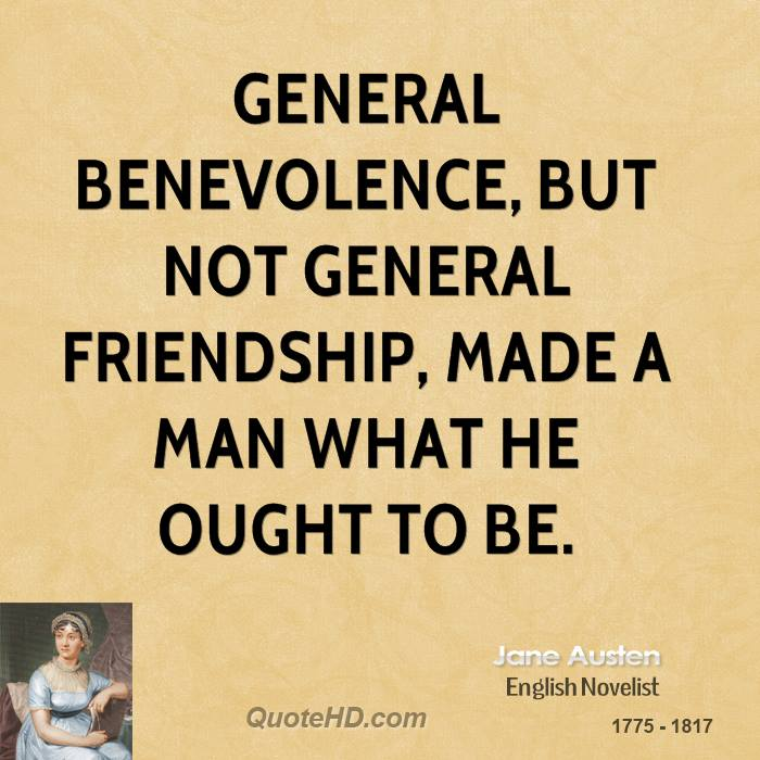 Benevolence quote #2