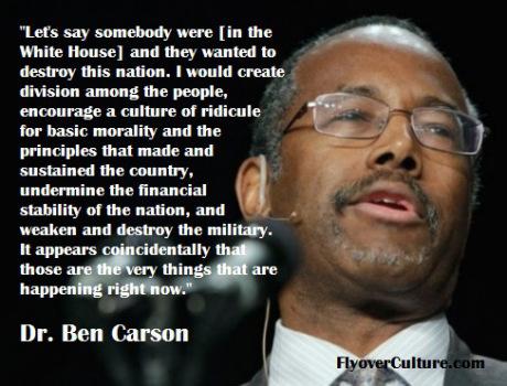 Benjamin Carson's quote #3