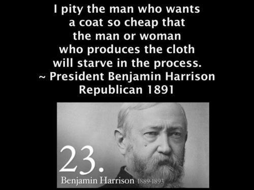 Benjamin Harrison's quote #4