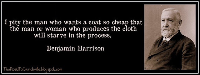 Benjamin Harrison's quote