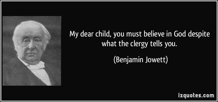 Benjamin Jowett's quote #7