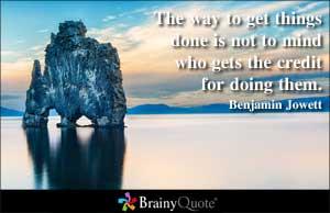 Benjamin Jowett's quote
