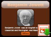 Benjamin Jowett's quote #4