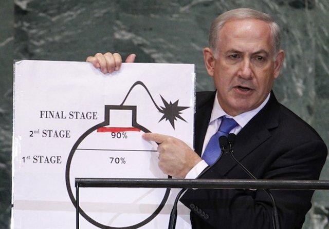 Benjamin Netanyahu's quote #8