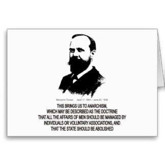 Benjamin Tucker's quote #7