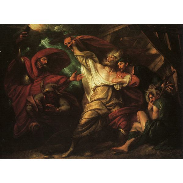 Benjamin West's quote #1