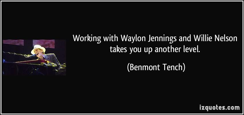 Benmont Tench's quote