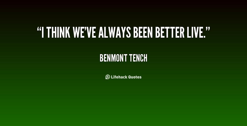 Benmont Tench's quote #3