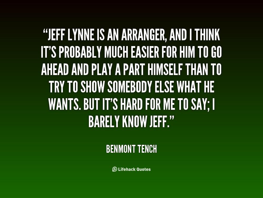 Benmont Tench's quote #7