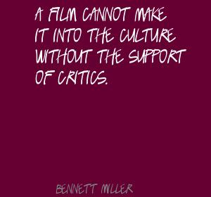 Bennett Miller's quote #3