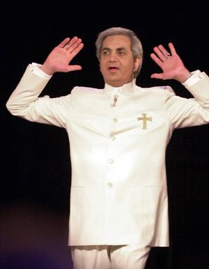 Benny Hinn's quote #1