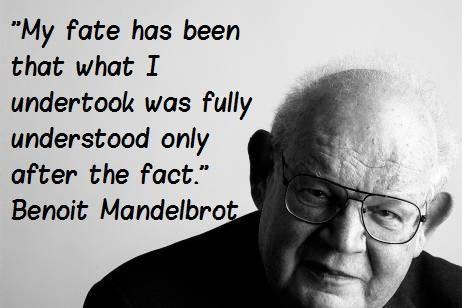 Benoit Mandelbrot's quote #2