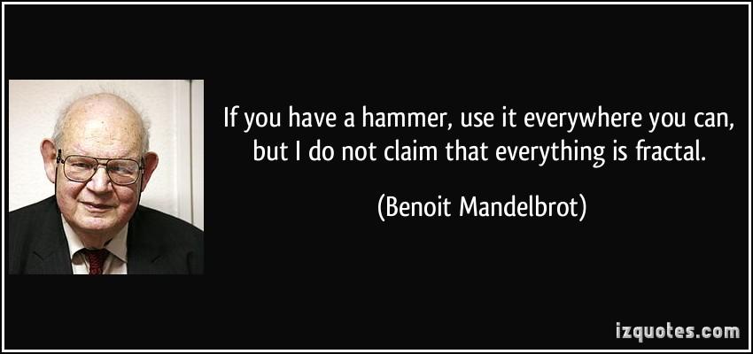 Benoit Mandelbrot's quote #4