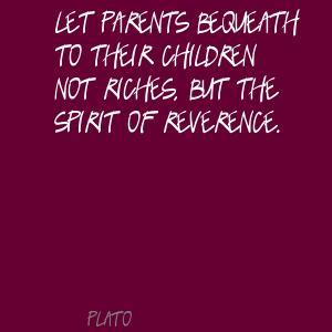 Bequeath quote #2