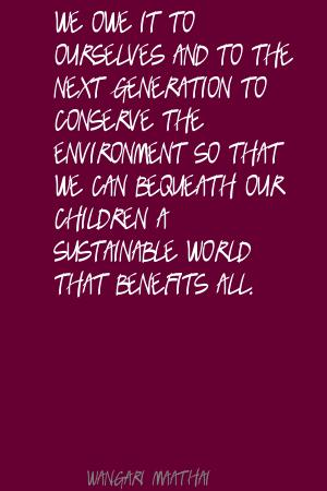 Bequeath quote #1