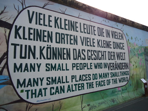 Famous quotes about Berlin Wall - QuotationOf . COM