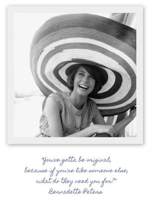 Bernadette Peters's quote #6