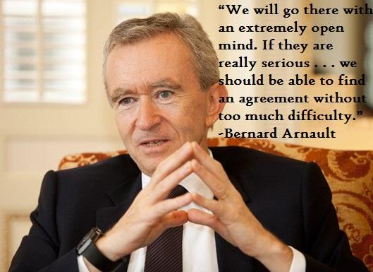 Bernard Arnault's quote #1